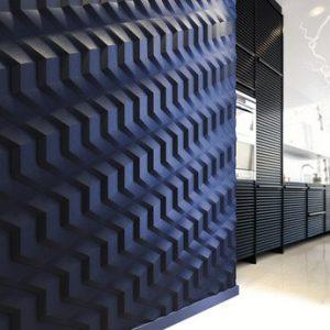Гипсовые 3D панели серии Elementary PLATINUM
