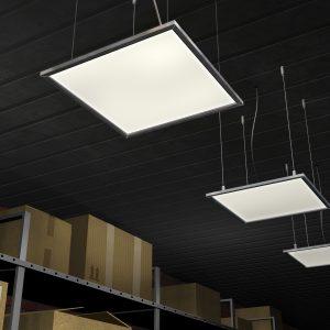 Офисные и промышленные светильники